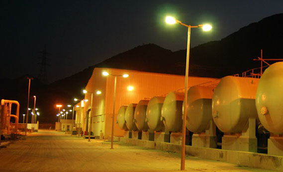 RO Desalination Plant Projects