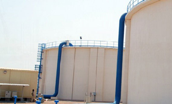 Water Tank & Pumping Station Project